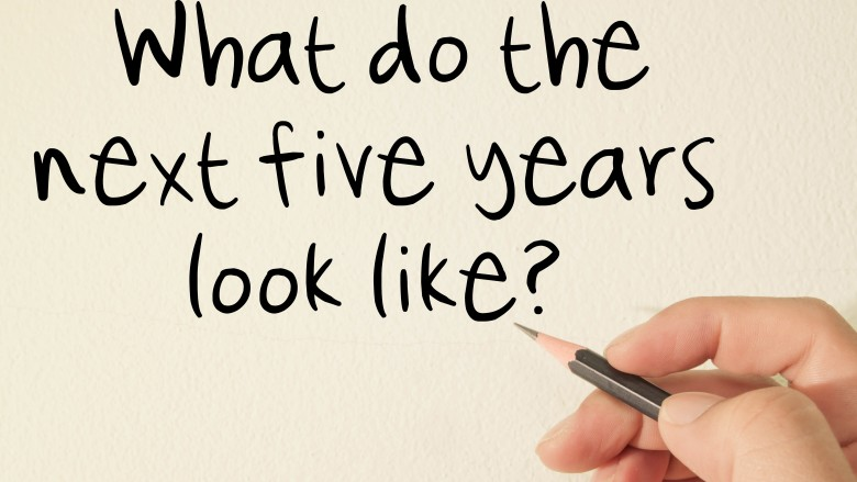 how to write a five year plan