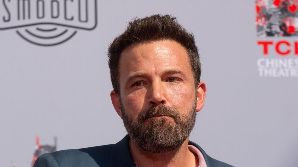 Ben Affleck Says His Biggest Regret Involves His Family