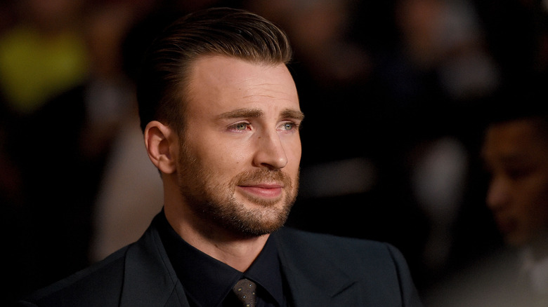 Chris Evans Breaks Silence After Accidentally Leaking NSFW Photos