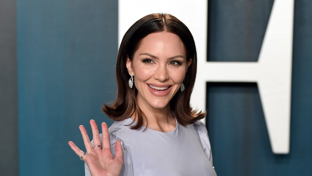 Katharine McPhee Pregnant With First Child With Husband David Foster