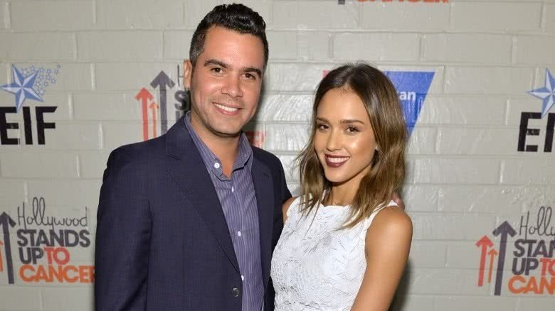Jessica Alba husband Cash Warren