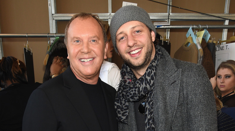 Michael Kors husband Lance LePere