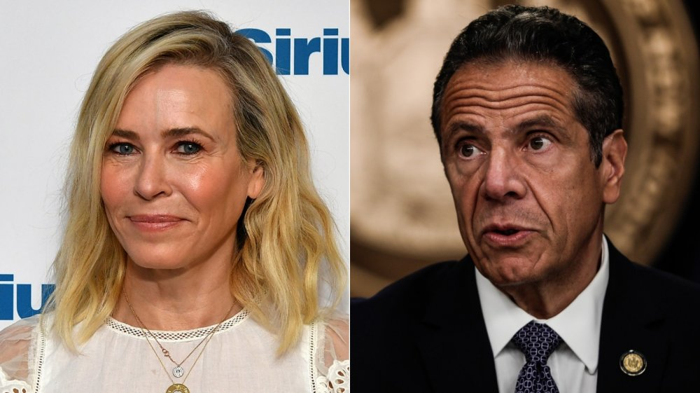 Chelsea Handler talks Andrew Cuomo, 50 Cent on 'The View'