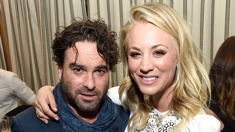 Kaley Cuoco on filming sex scenes with Johnny Galecki: It was sensitive