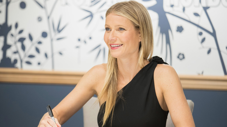 Gwyneth Paltrow side hustle Goop