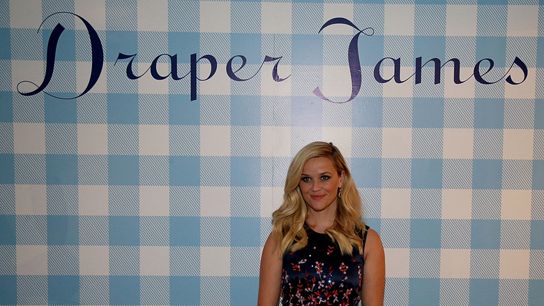 Reese Witherspoon side hustle Draper James