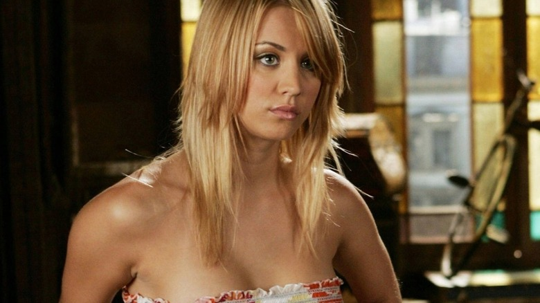 Kaley Cuoco on Charmed