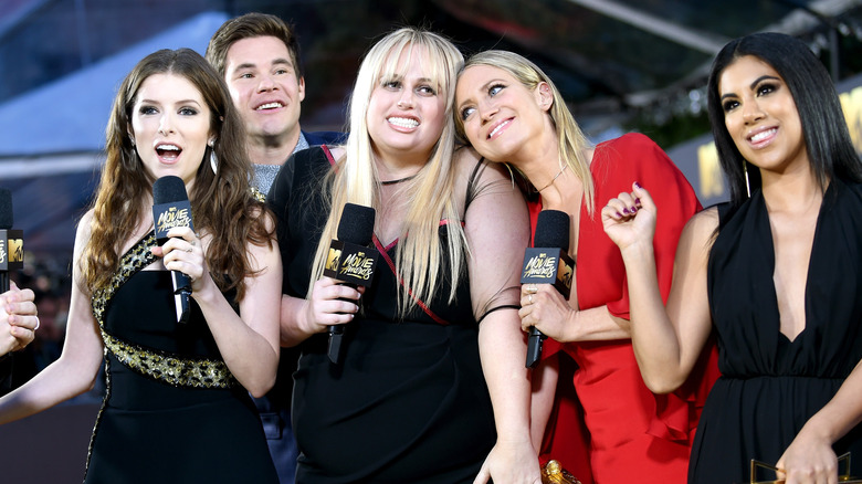 The untold truth of pitch perfect getty images voltagebd Choice Image