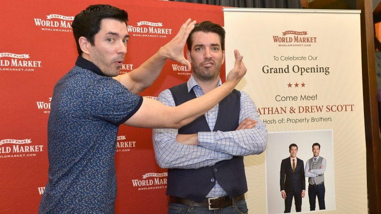 getty images - Where Are Property Brothers From
