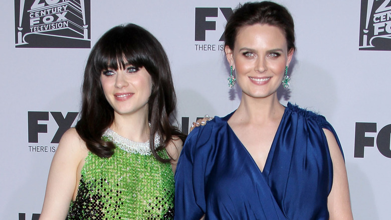 The untold truth of the Deschanel sisters