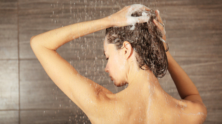 Things You Should Avoid When Washing Your Hair