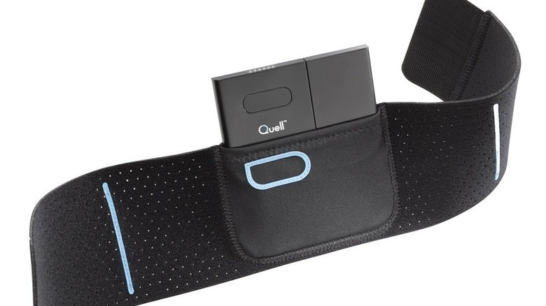 Quell wearable device