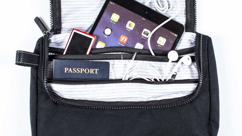 Travel Media Pouch gift