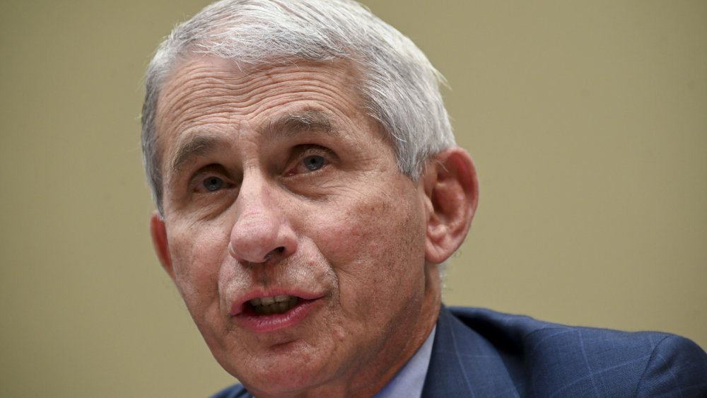 Dr. Fauci says COVID-19 vaccine could be widely available by April