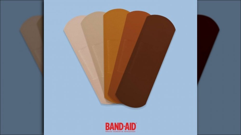Band-Aid announces plans to release racially diverse range of bandages