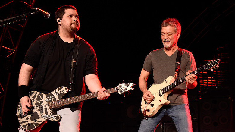 Wolfgang Van Halen Reveals Solo Single, 'Distance,' For His Late-Father