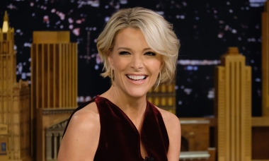 "Megyn Kelly Visits ""The Tonight Show Starring Jimmy Fallon"""