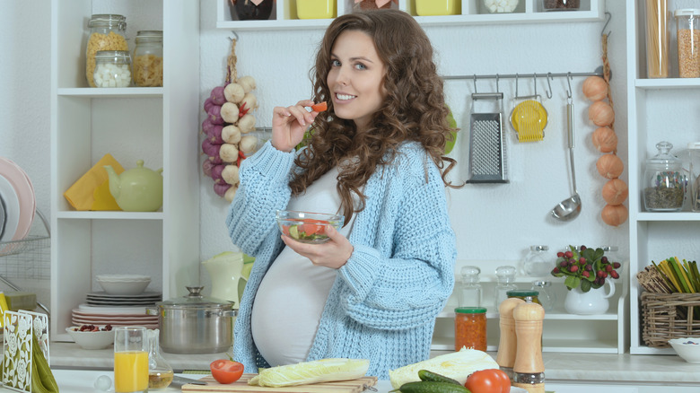 Foods To Eat If Your Pregnant