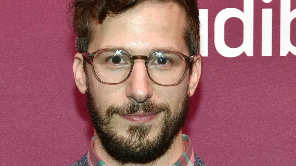 Andy Samberg at a film festival
