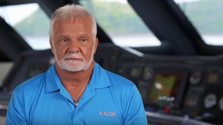 Captain Lee on Below Deck