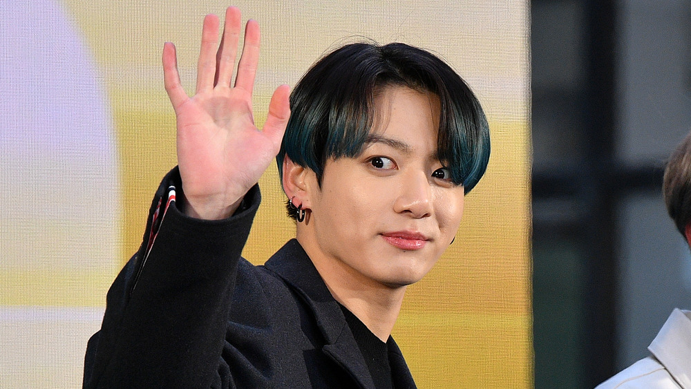 Jungkook of BTS in February 2020