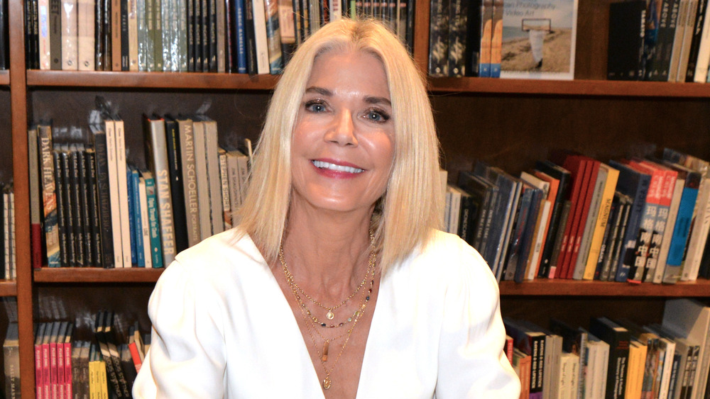 Candace Bushnell attends book signing
