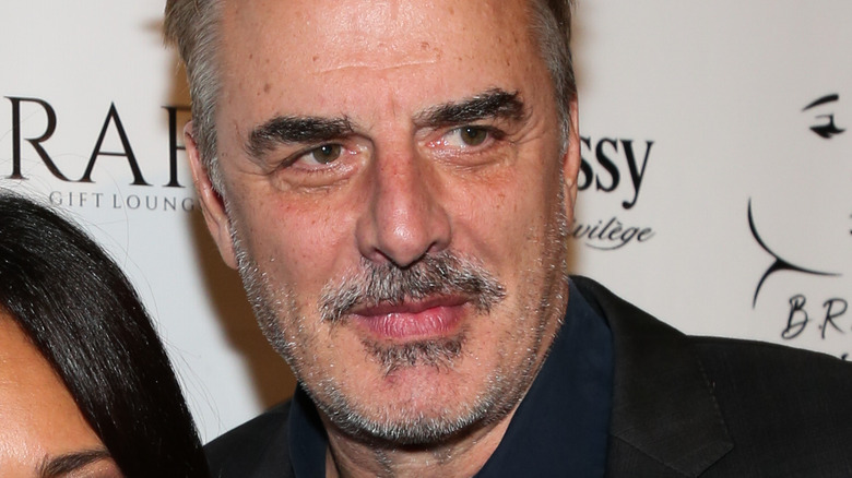Chris Noth at an event