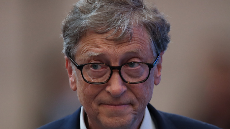 Bill Gates closeup