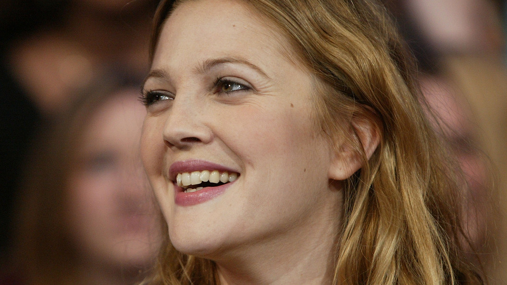 Actor Drew Barrymore at an event