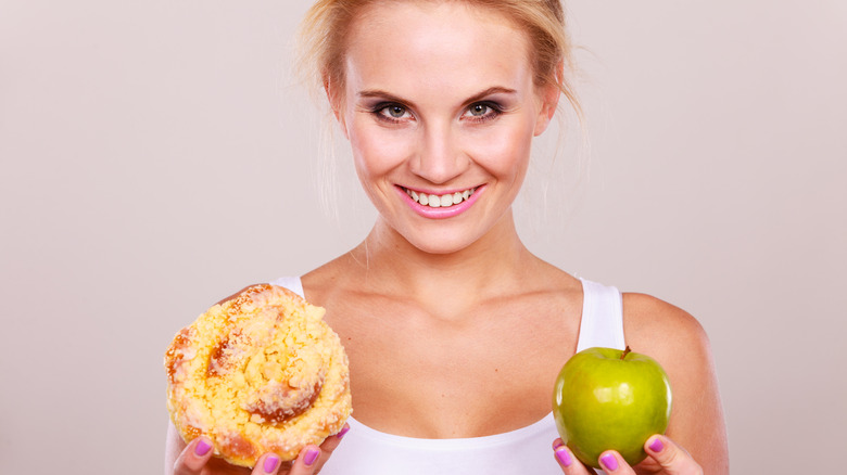 Easy ways to substitute healthy food into your diet