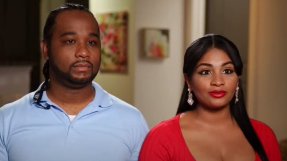 90 Day Fiance's Robert and Anny
