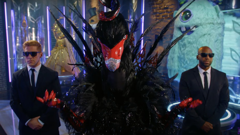 The Black Swan on The Masked Singer