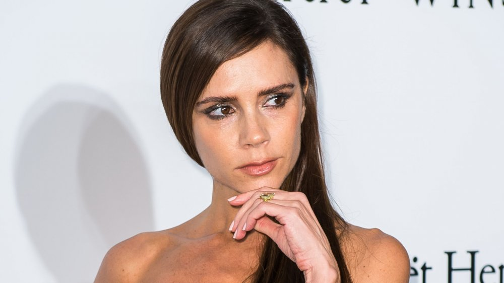 former pop star Victoria Beckham, who lives an insanely lavish life