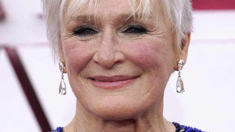 Glenn Close, Oscars red carpet