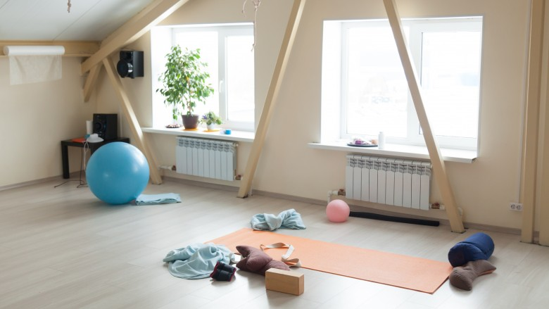 Hacks to turn your home into a gym
