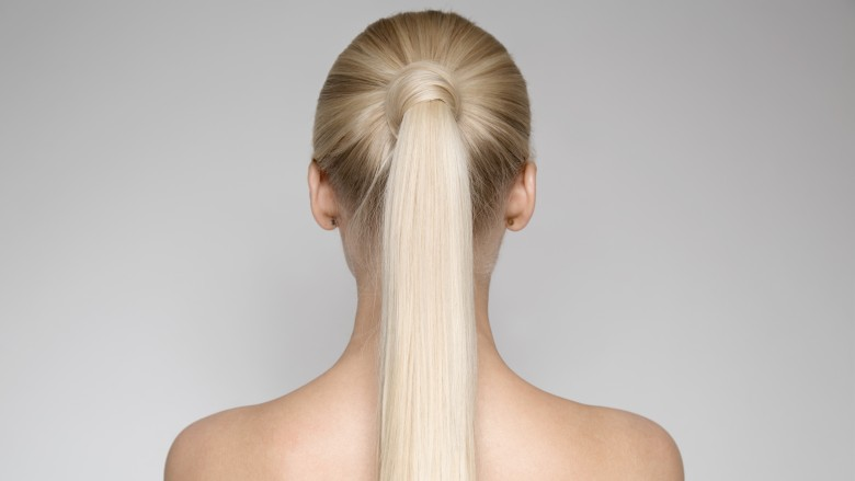 long hair tied up styles hair mistakes that make you look 8802 | slicked back styles