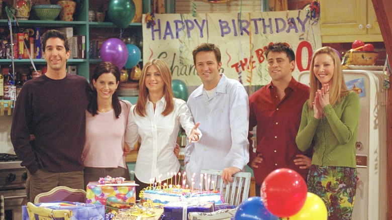 Here's how much money the Friends cast still makes off the show