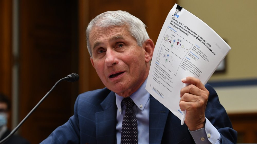 Anthony Fauci in Congress