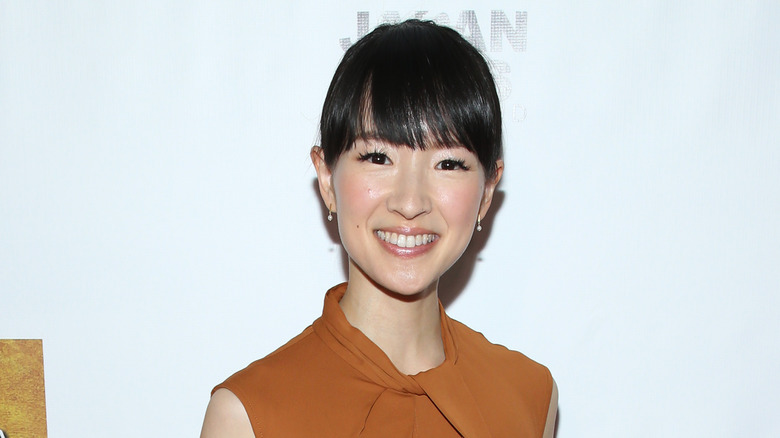 Here's What Marie Kondo Was Really Like Before The Fame