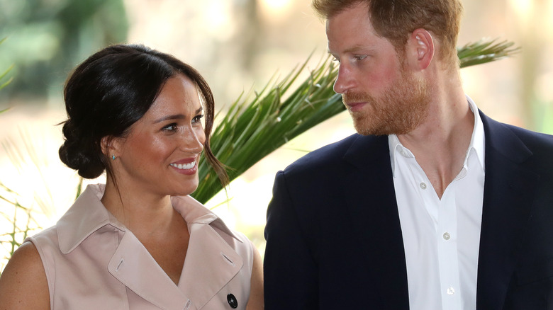 Meghan Markle in Africa