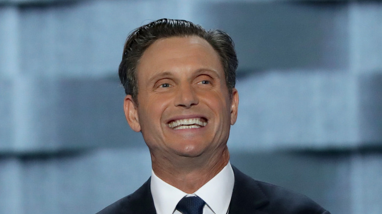 Tony Goldwyn smiling