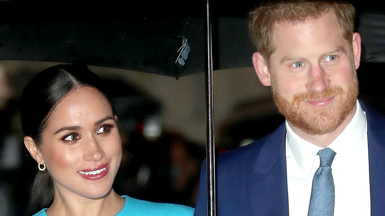 Prince Harry and Meghan Markle in United Kingdom