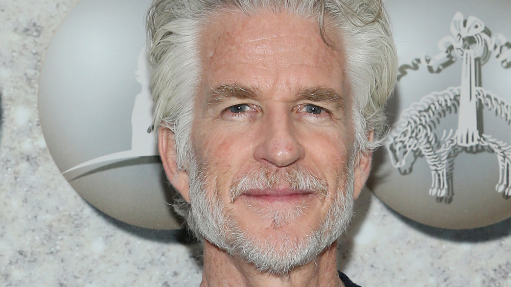 Matthew Modine attending an event