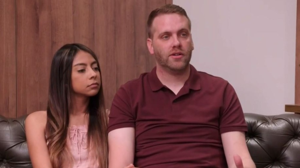 Melyza Zeta and Tim Clarkson from 90 Day Fiance: The Other Way