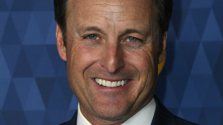 Chris Harrison at an event