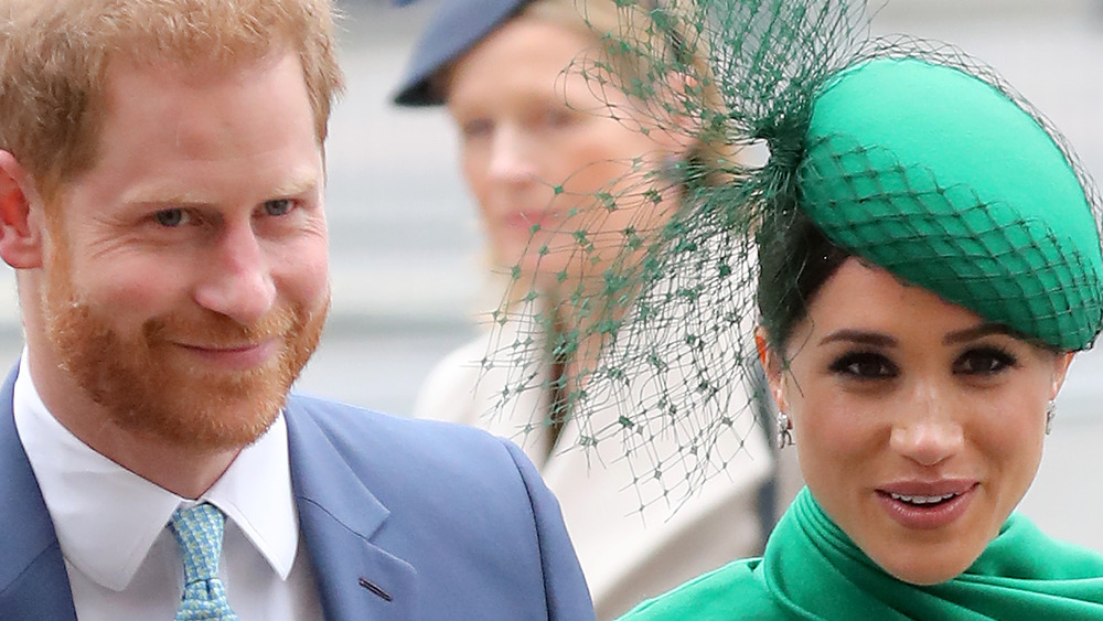 Here's Why Harry And Meghan's Oprah Interview Isn't Sitting Well With Prince William