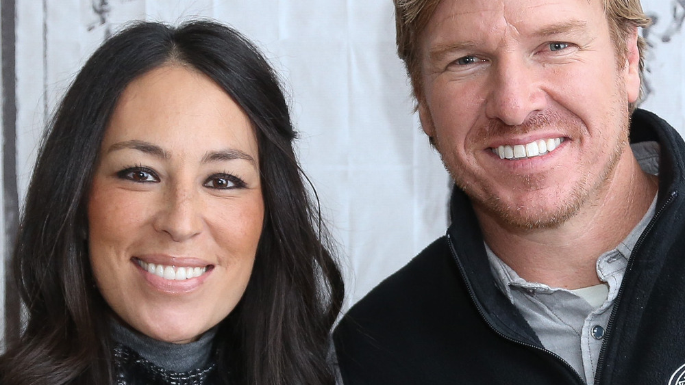 The Gaines from Fixer Upper