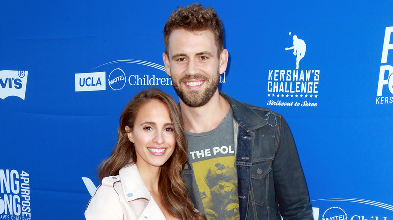Vanessa Grimaldi and Nick Viall from 'The Bachelor'