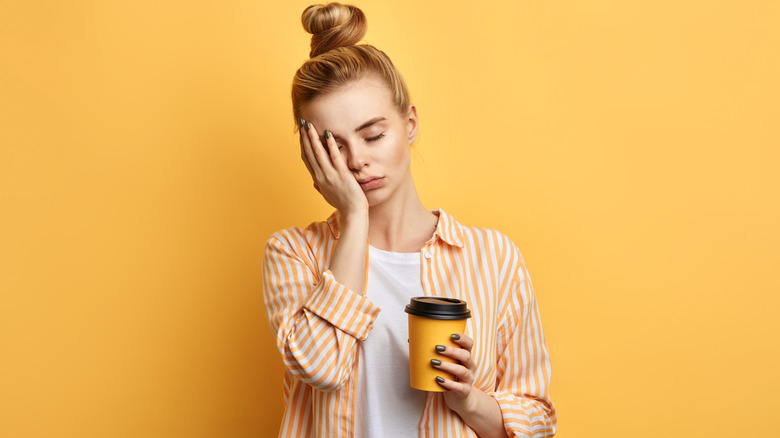 Here's why you're really craving caffeine