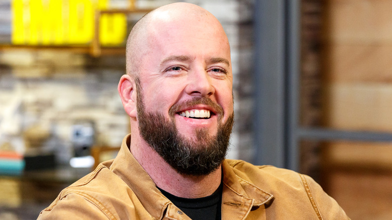 How Chris Sullivan changed to play Toby on This Is Us